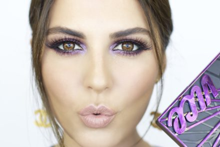 urban decay vice palette makeup tutorial Fall 2015
