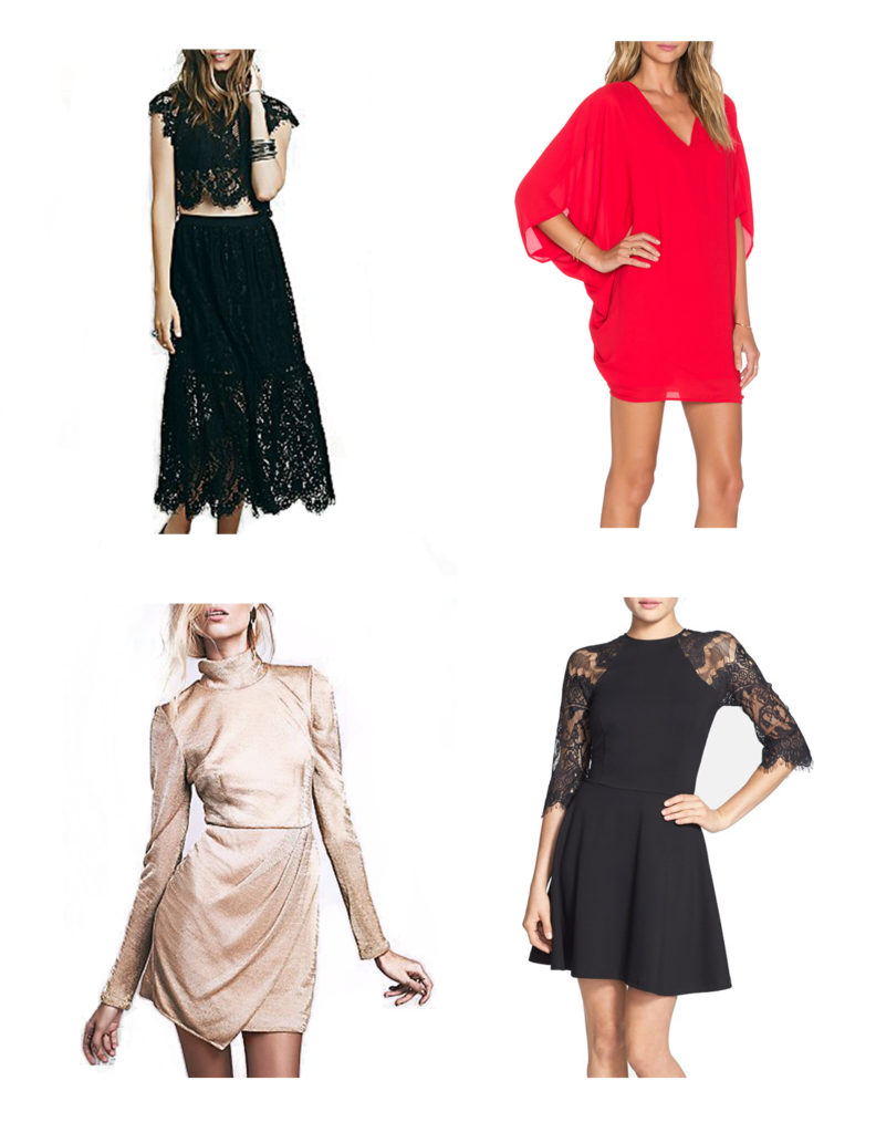 free people nordstrom dresses holiday