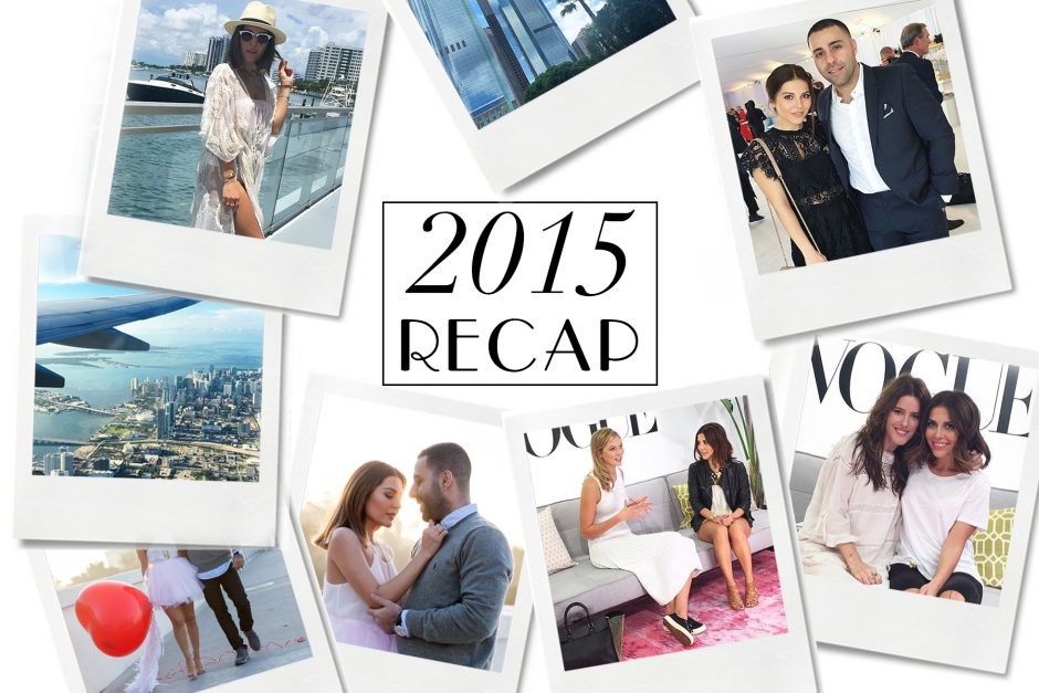 sona gasparian timeline 2015 year in review