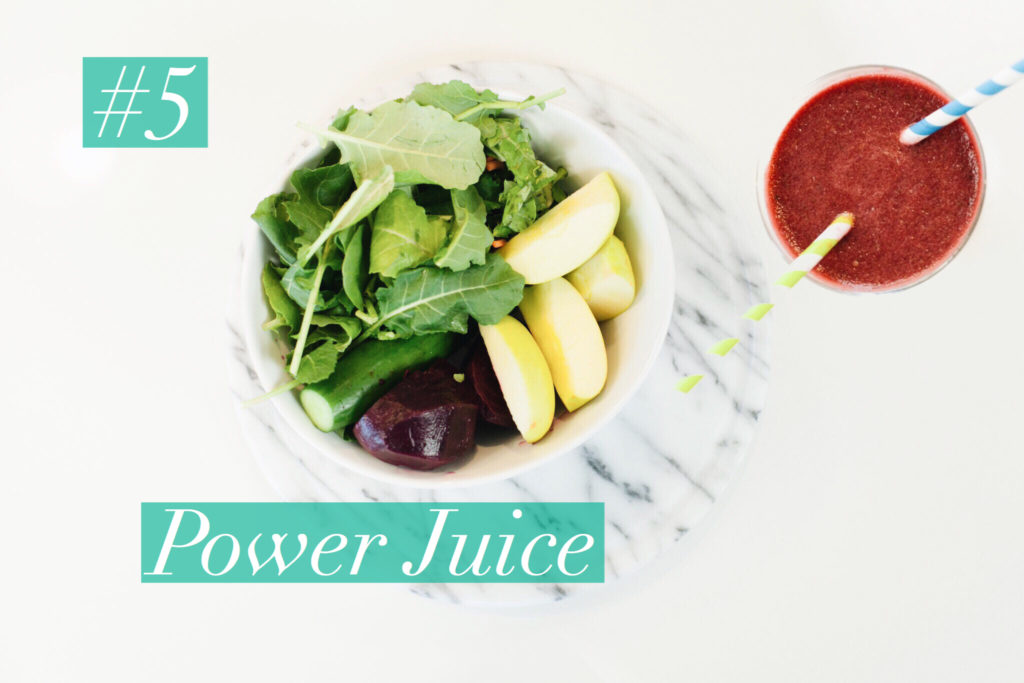 green power juice recipe