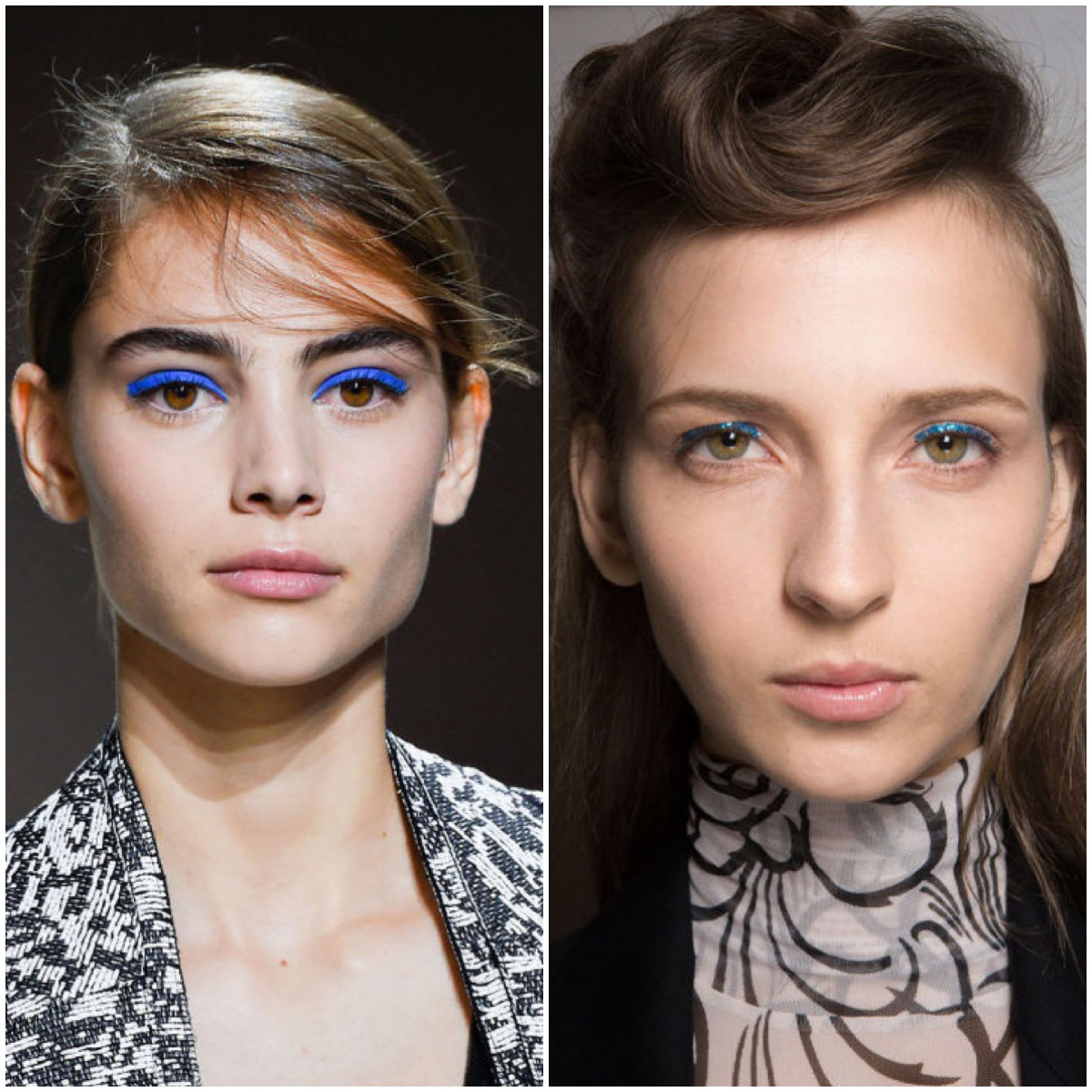 Spring Beauty Trends 2016 Blue Eyeshadow Simply Sona