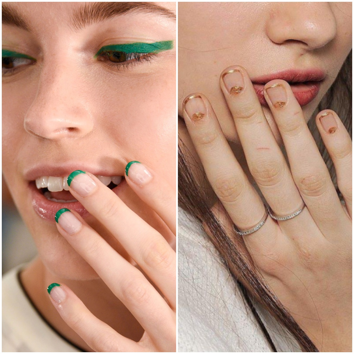 Spring Beauty Trends 2016 French Manicure Simply Sona
