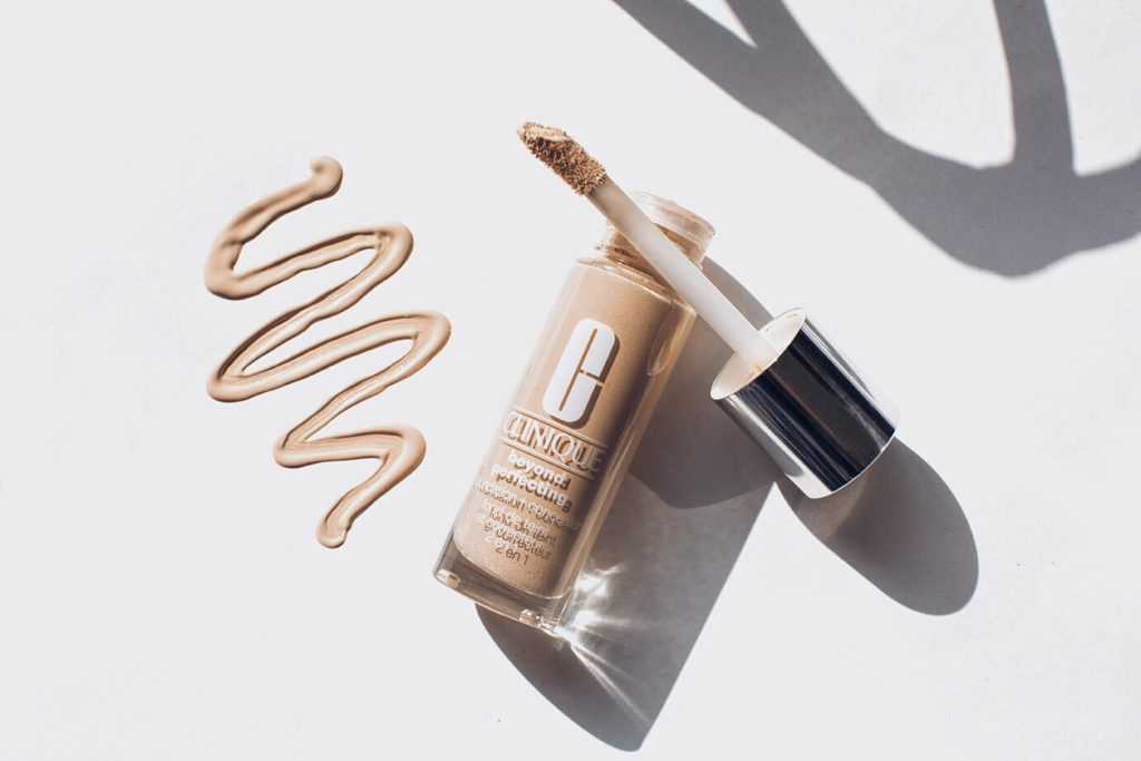 Clinique Beyond Perfect Foundation and Concealer