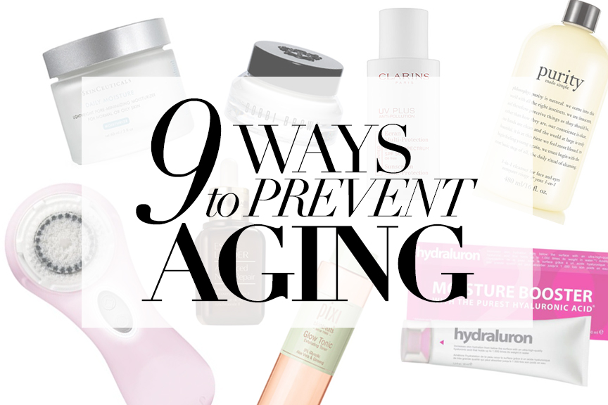 Anti-Aging Tips that actually work