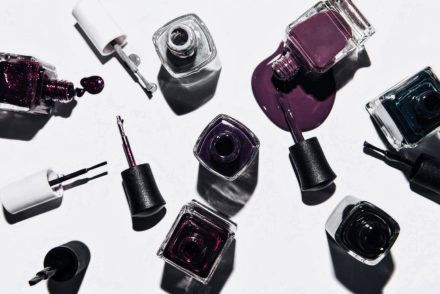 Sona Gasparian shares her favorite fall nail polish trends.