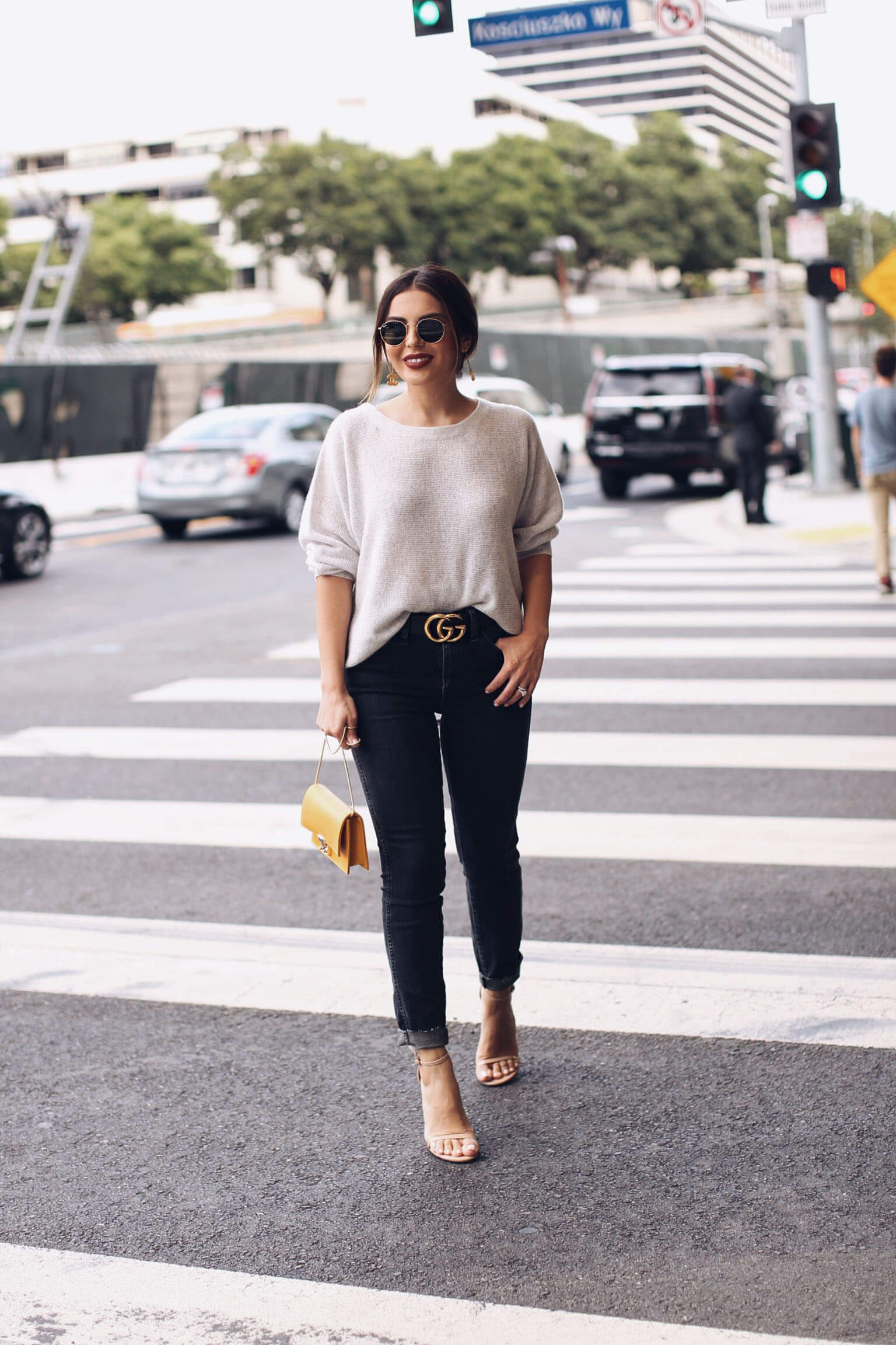 Sona Gasaprian's shopping tips for finding the best jeans.