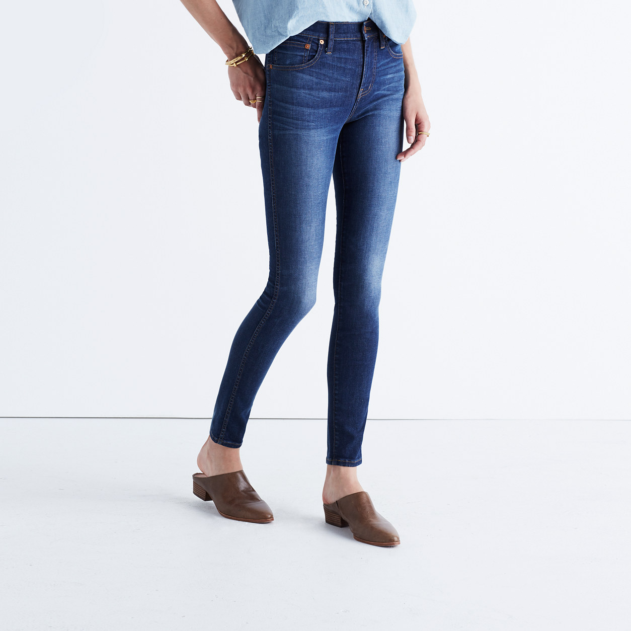 The Petite Girl's Guide to Buying Jeans