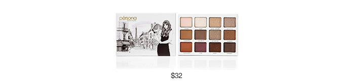 holiday gift guide: persona cosmetics identity palette