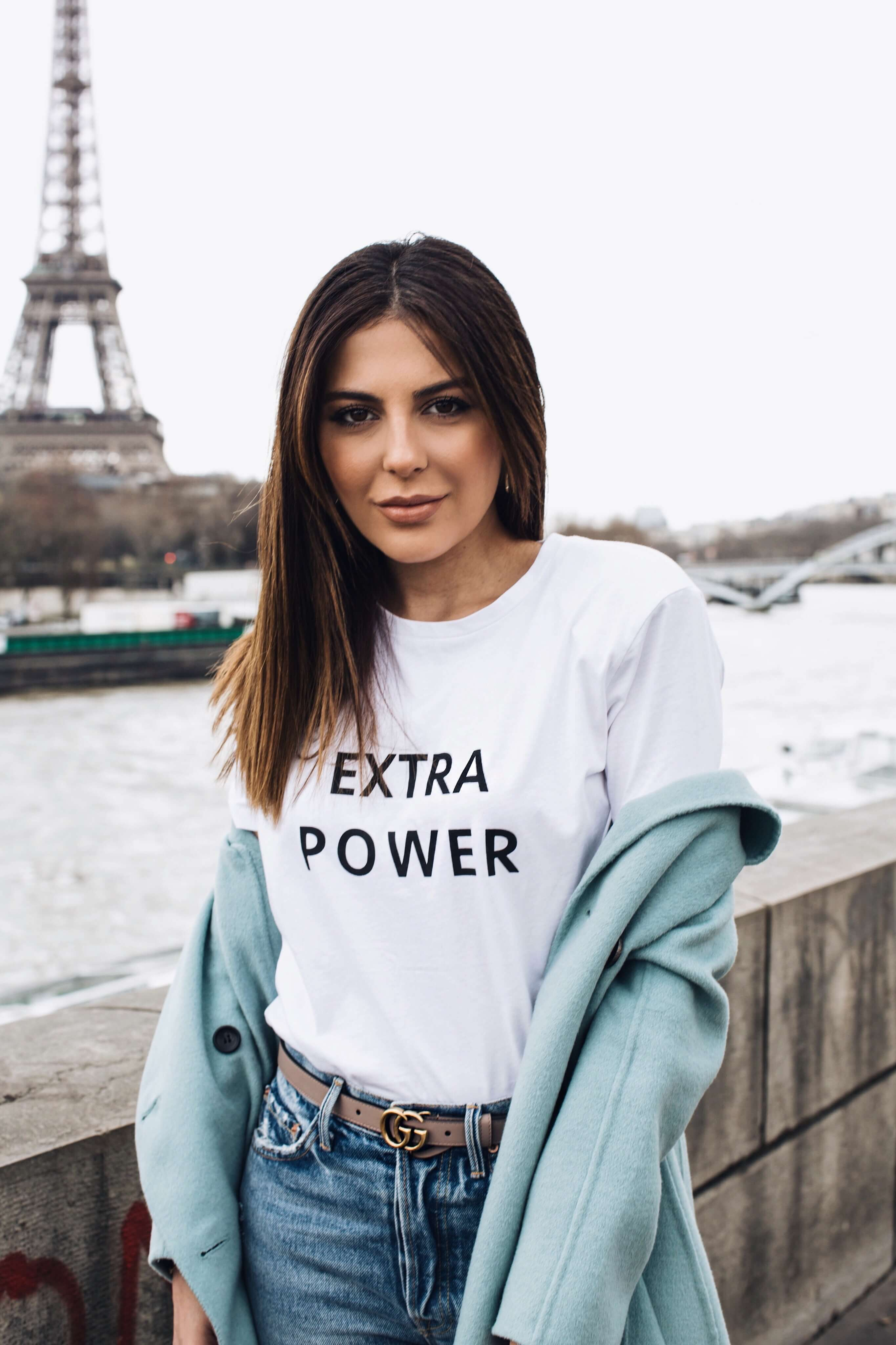 sona gasparian in Paris, French style