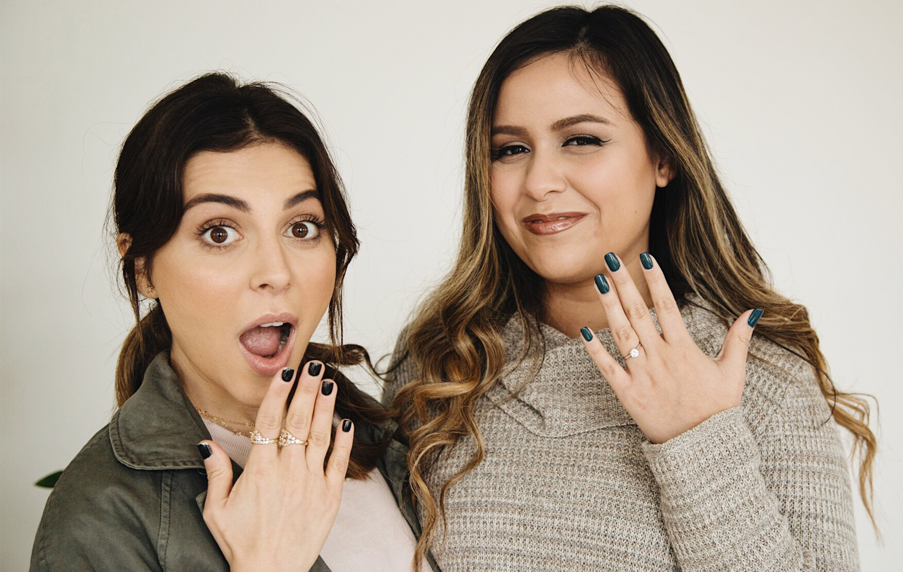 sona gasparian's subscriber makeover with surprise proposal!
