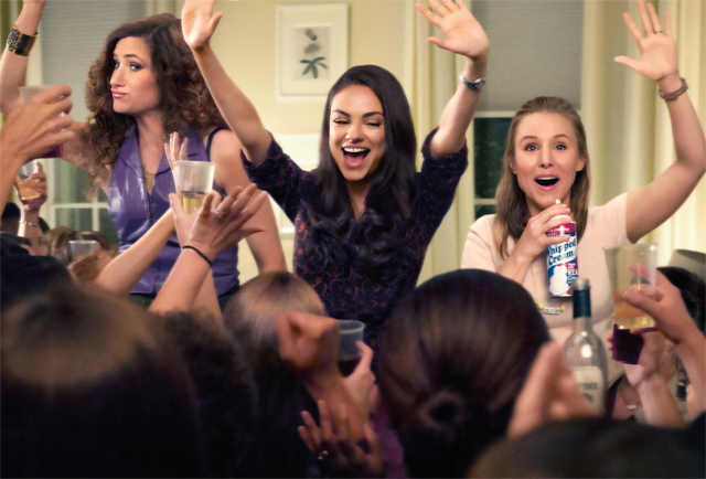 top 6 chick flicks for girls night in - Bad Moms