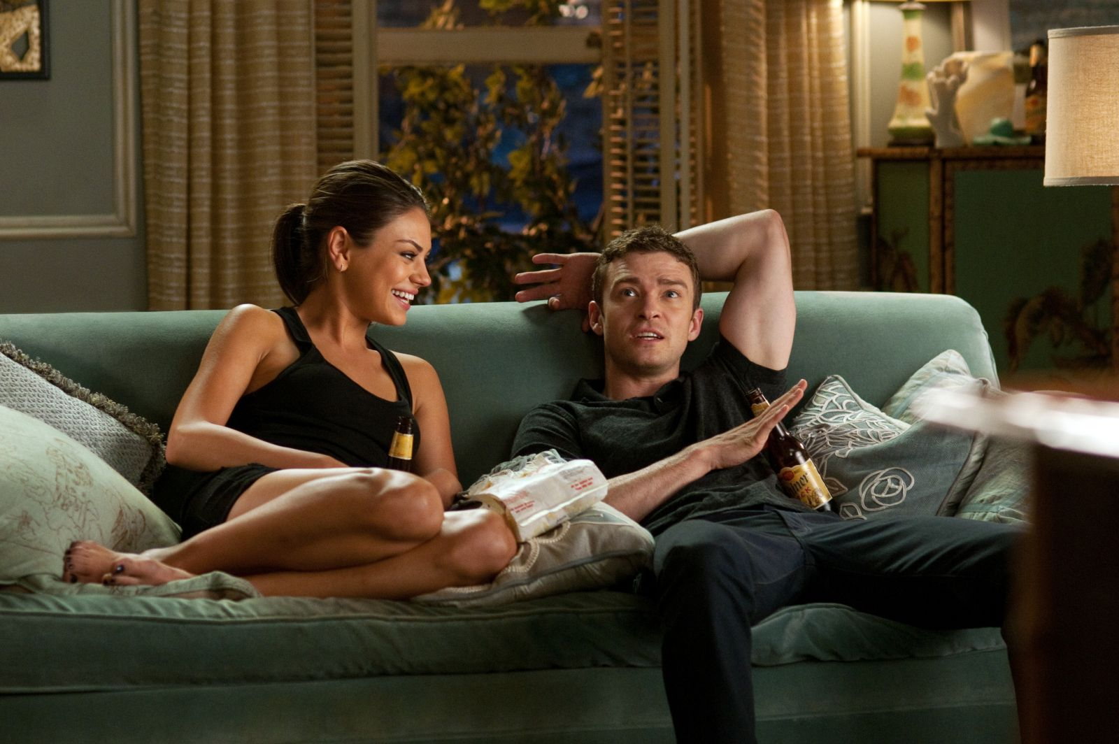 the best romantic comedy for girls night - Friends With Benefits