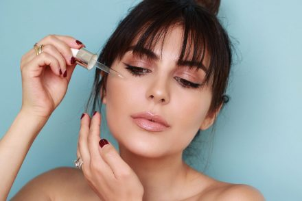 Sona Gasparian's Nighttime Skincare Routine