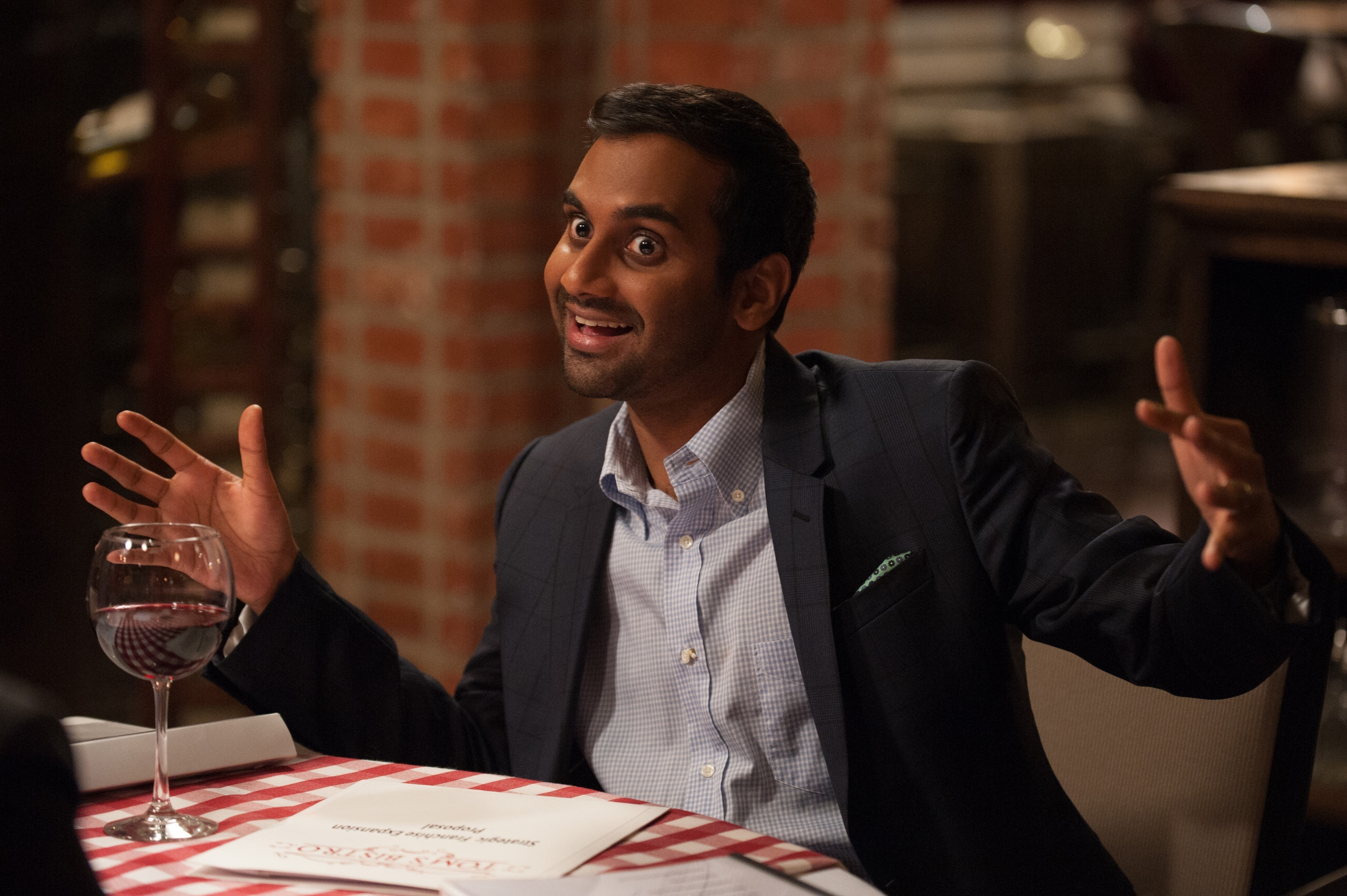 Master of None - the best TV shows of 2017