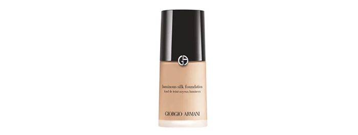 Giorgio Armani Luminous Silk Foundation - Travel Makeup Bag Essentials