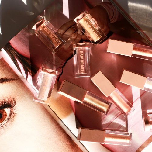 KKW Beauty Ultralight Beams Collection Review