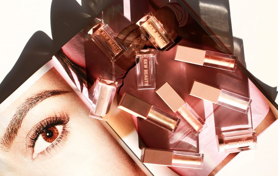Sona Gasparian's KKW Beauty Ultralight Beams Collection Review