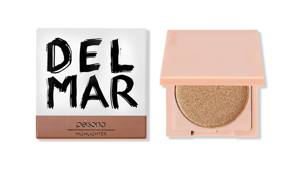Cali glow highlighter del mar