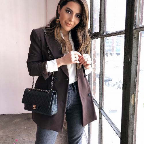 Laid-back Business Chic