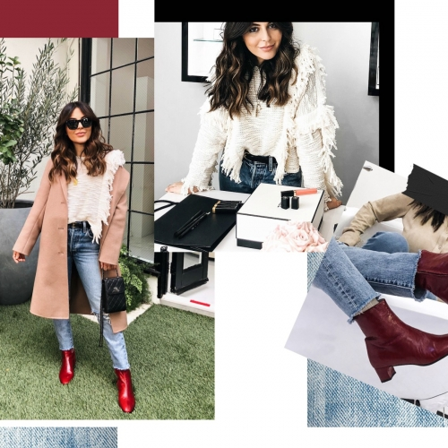 Shop My OOTD: Casual Cold-Weather Look