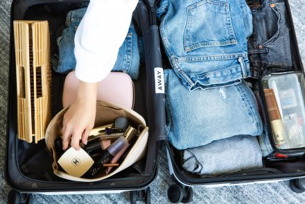 blogger packing tips