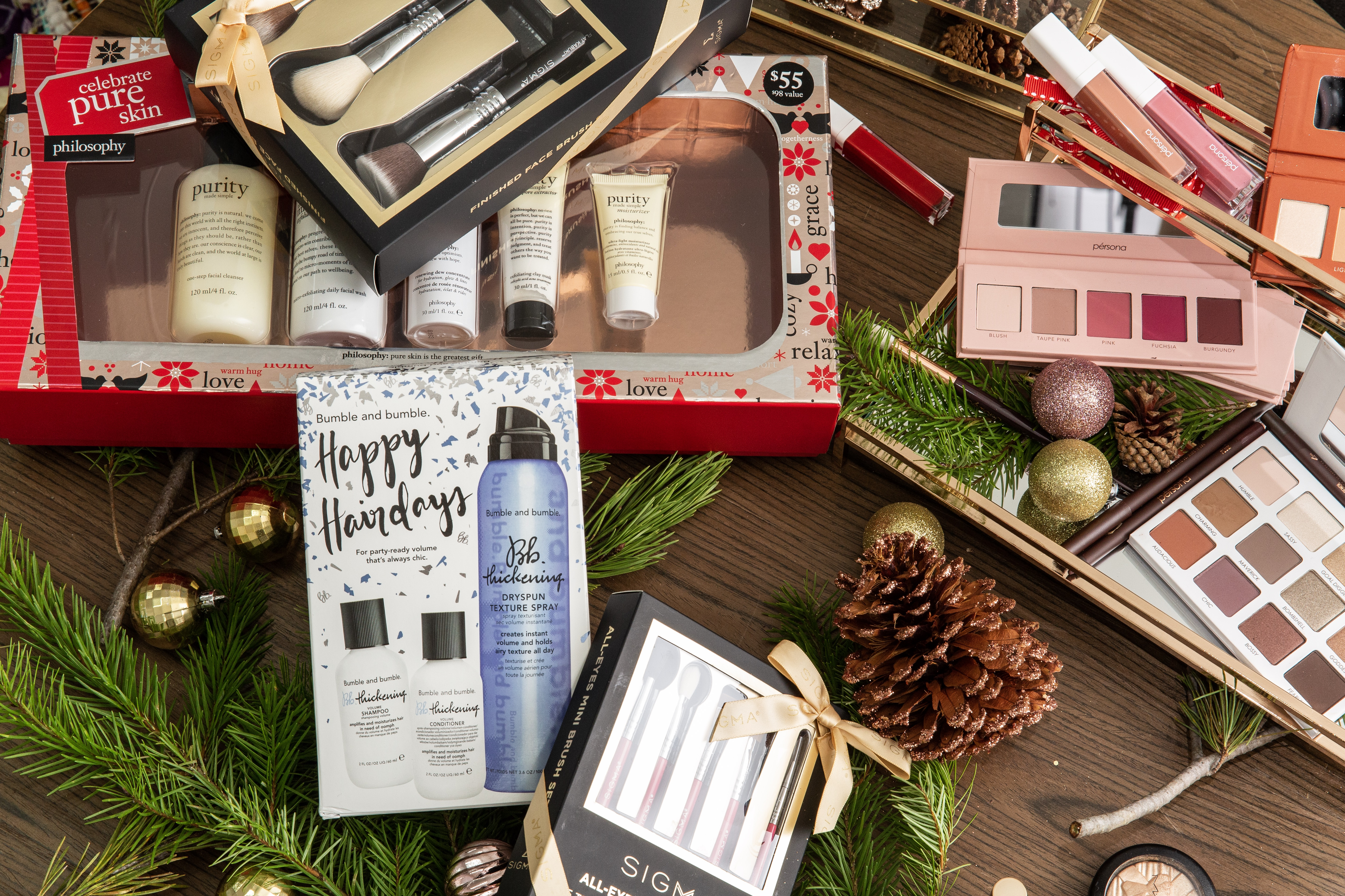 beauty gifts 2018