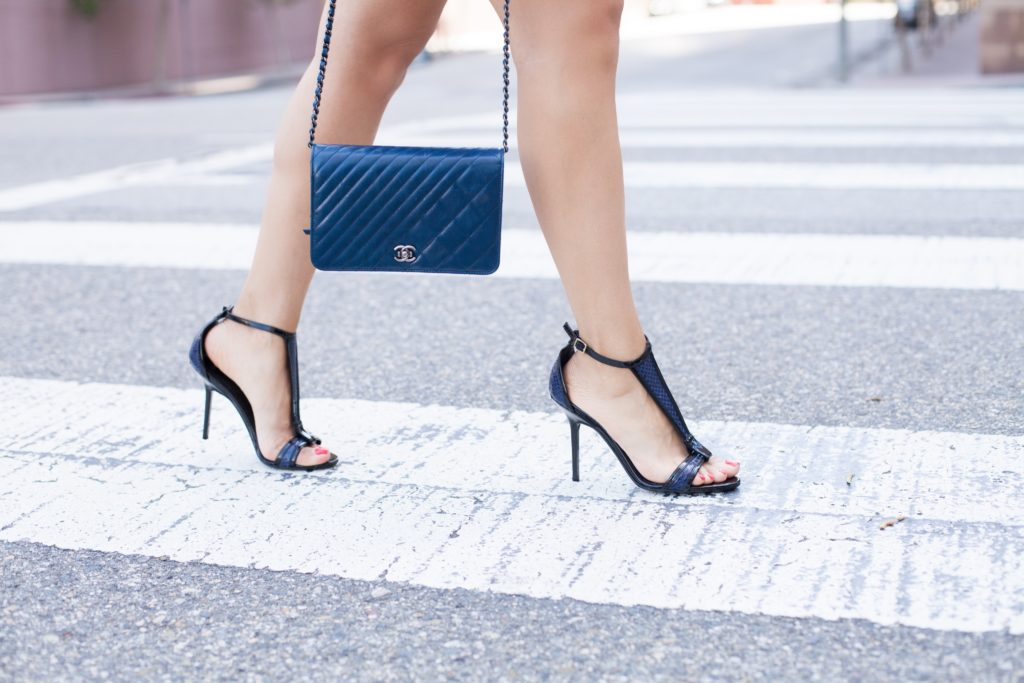 Burberry shoes chanel bag
