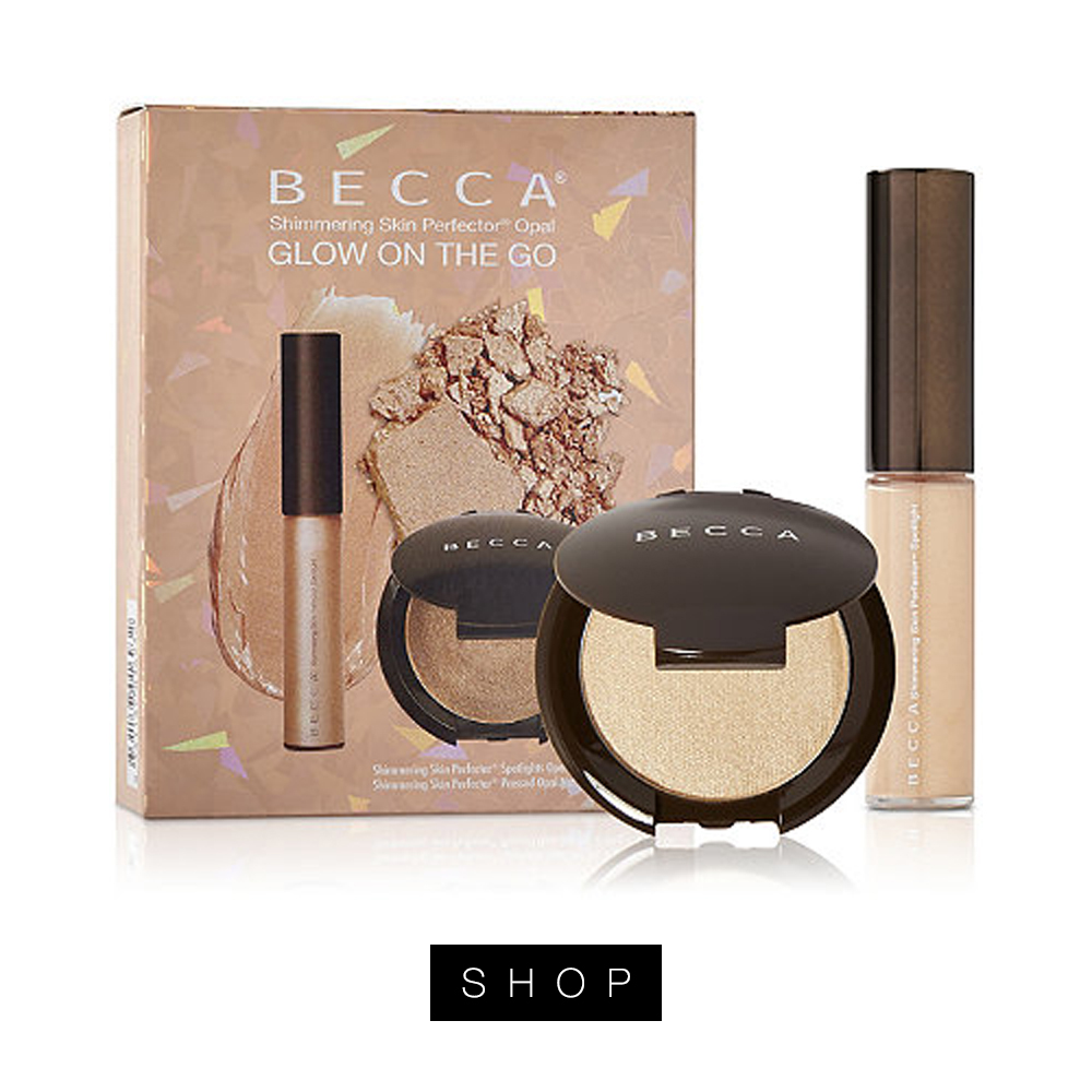 becca shimmering highlighter perfector glow on the go