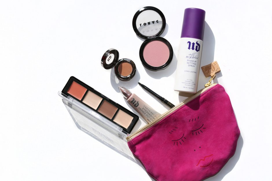 Makeup Bag Beauty Essentials.