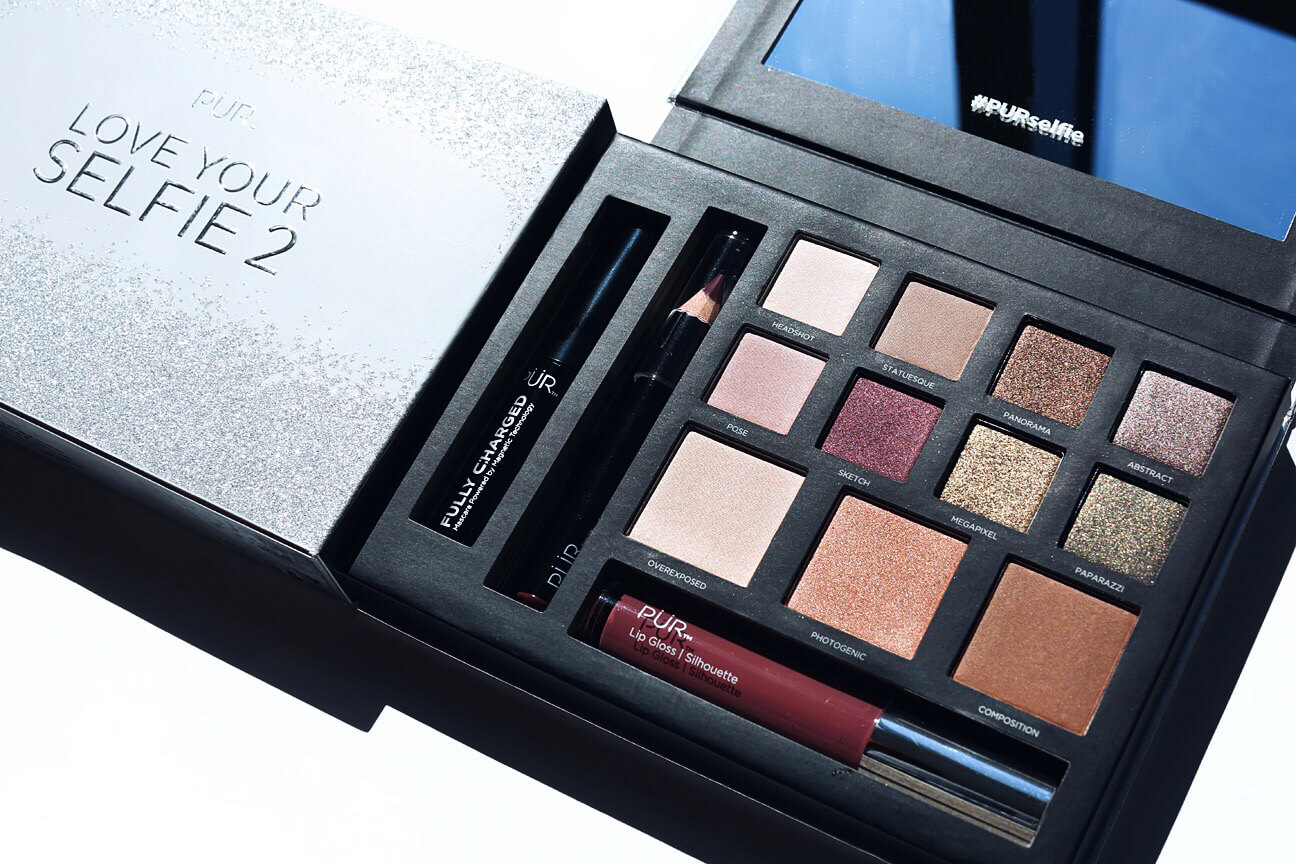 The Love Your Selfie 2 Palette is a great travel friendly palette.