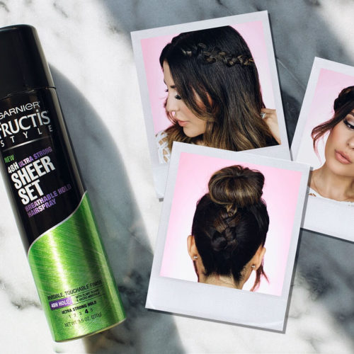 Three Easy Braided Hairstyles for Everyday