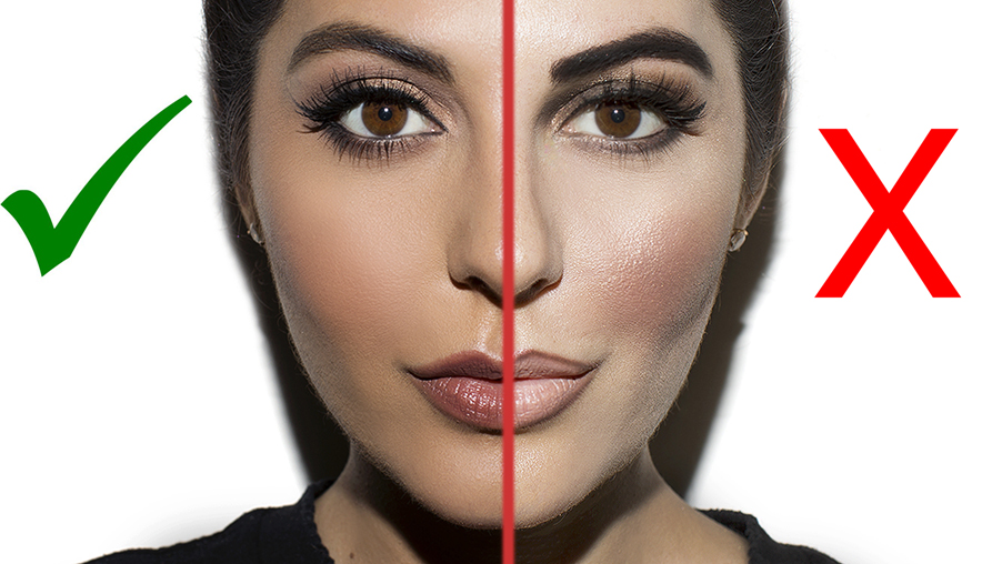 Top 12 Common Makeup Mistakes That Age You - Simply Sona #OG07