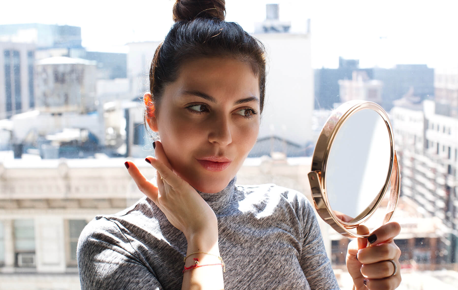 skincare myths debunked with sona gasparian