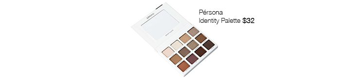 Identity Palette - Pérsona Cosmetics Thanksgiving Day Sale