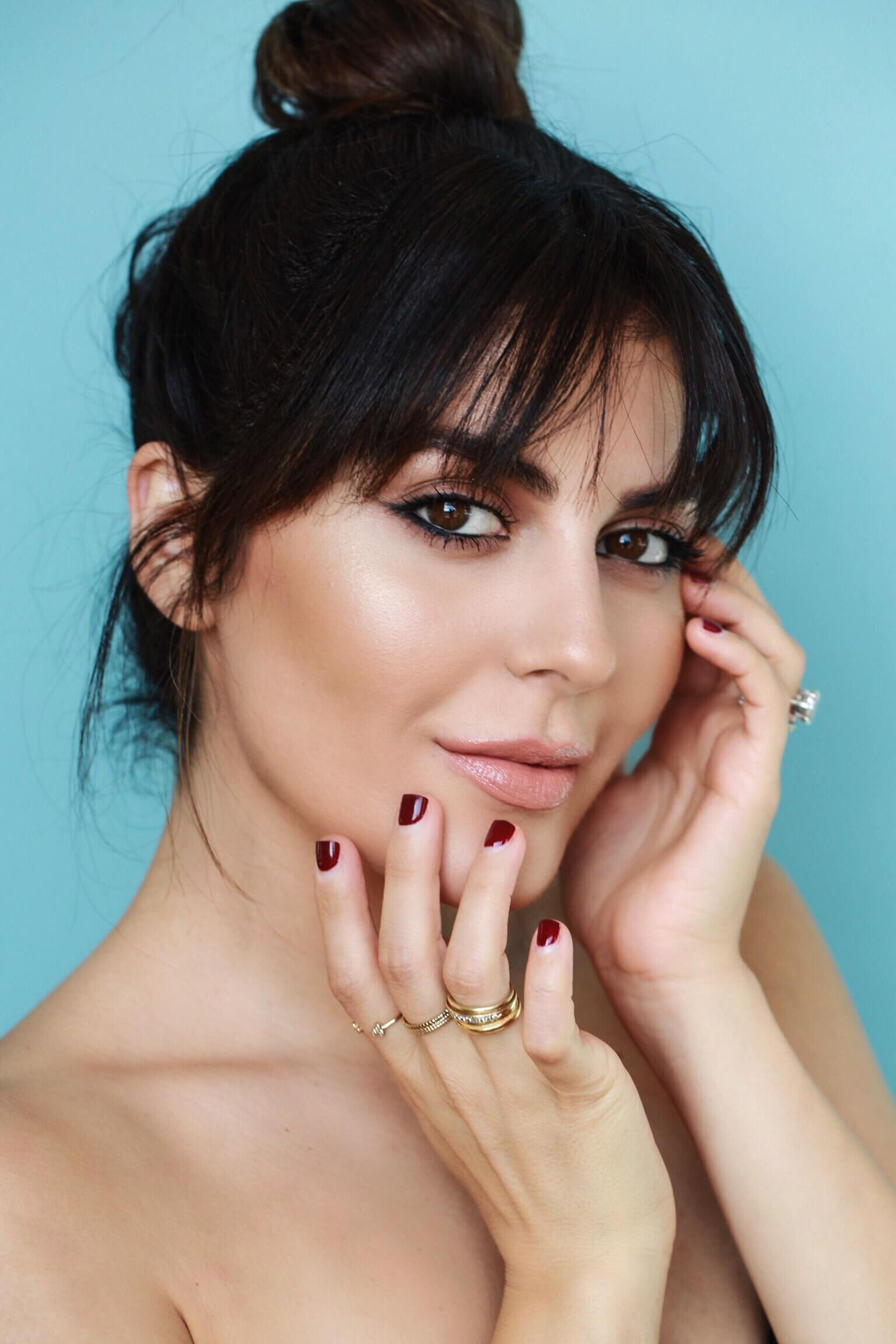 the skincare routine that cleared sona gasparians skin