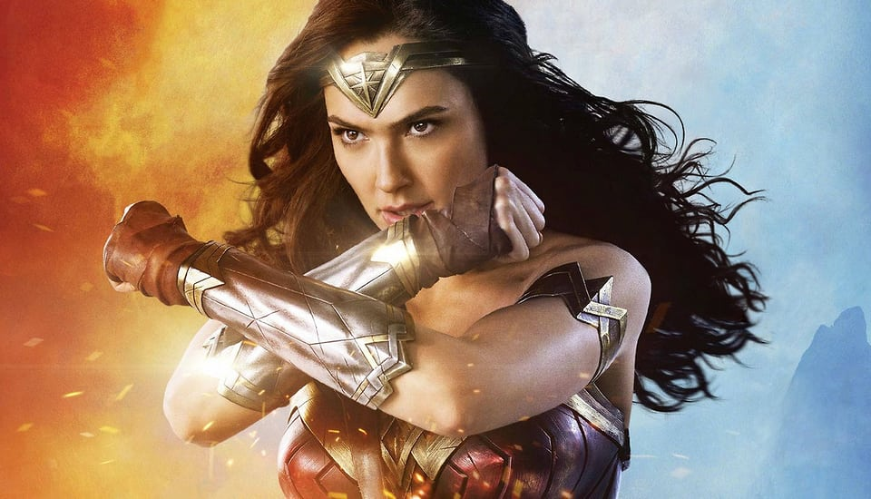 The best movies for girls night in - Wonder Woman 2017