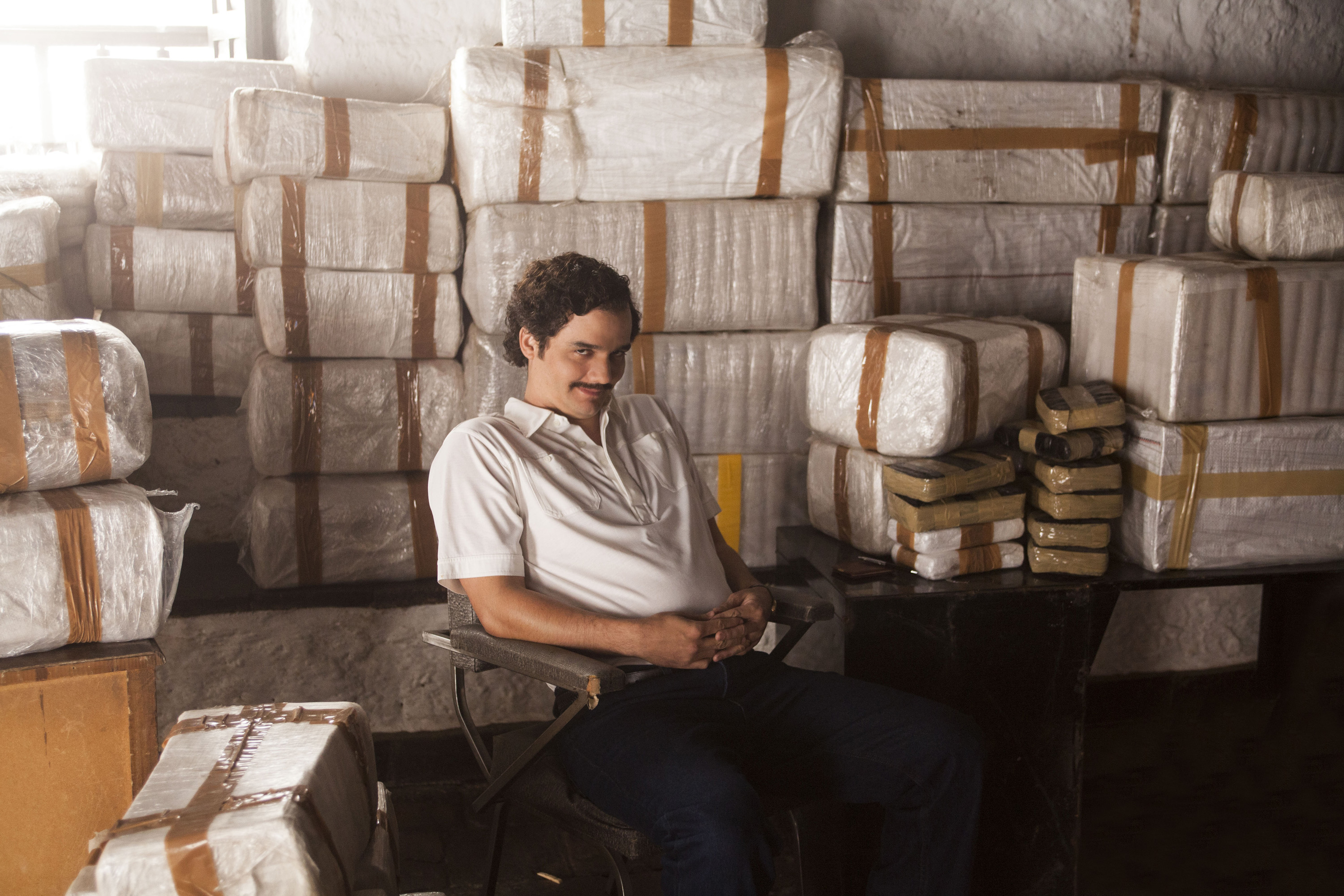 Narcos - the best Netflix shows of 2017