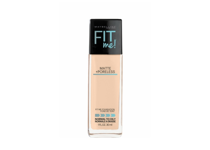 drugstore foundation maybelline