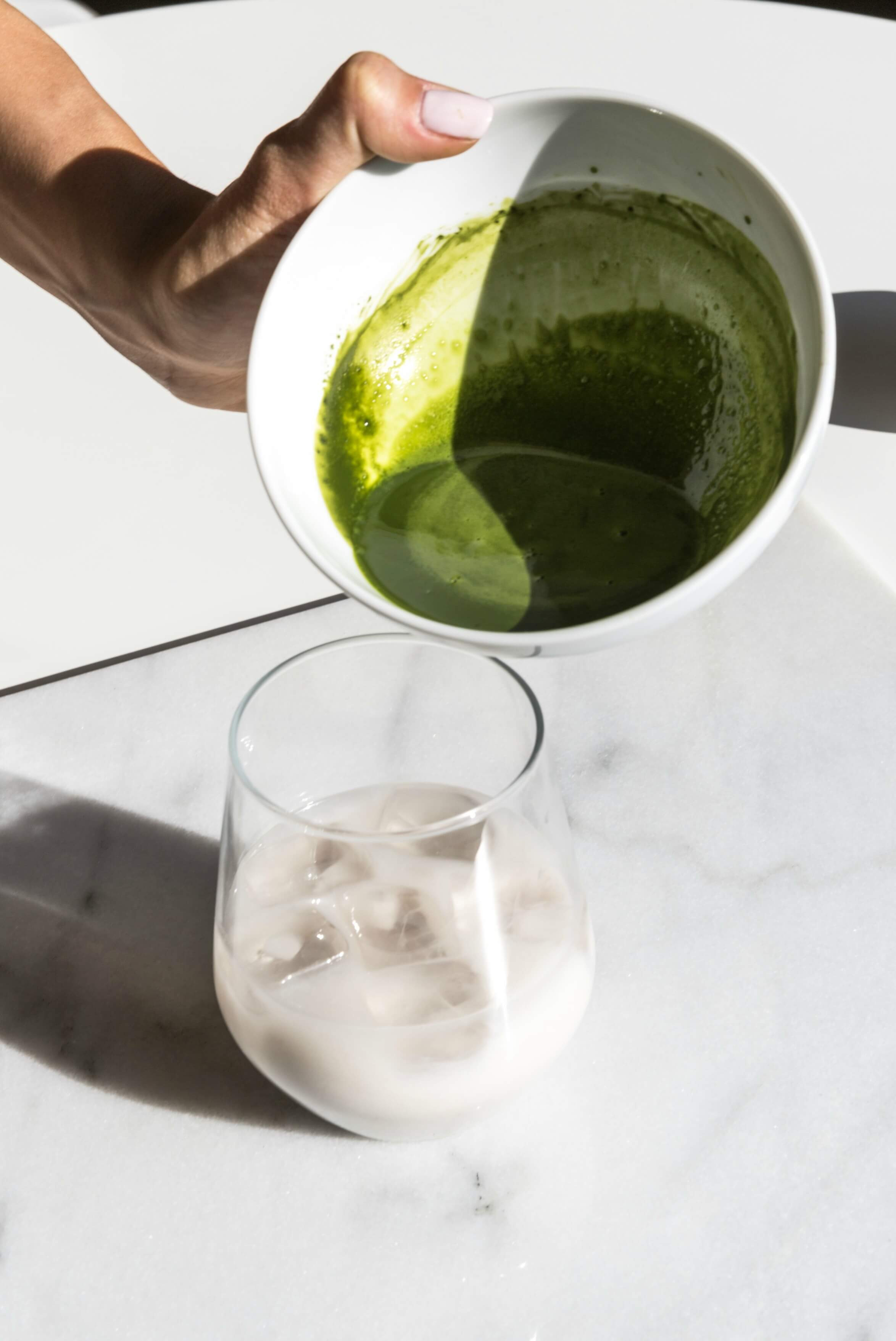 Iced Matcha Recipe