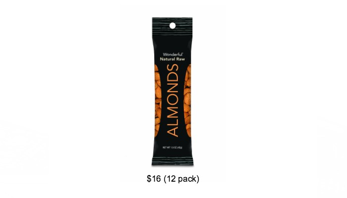 Amazon Grocery List- Almonds