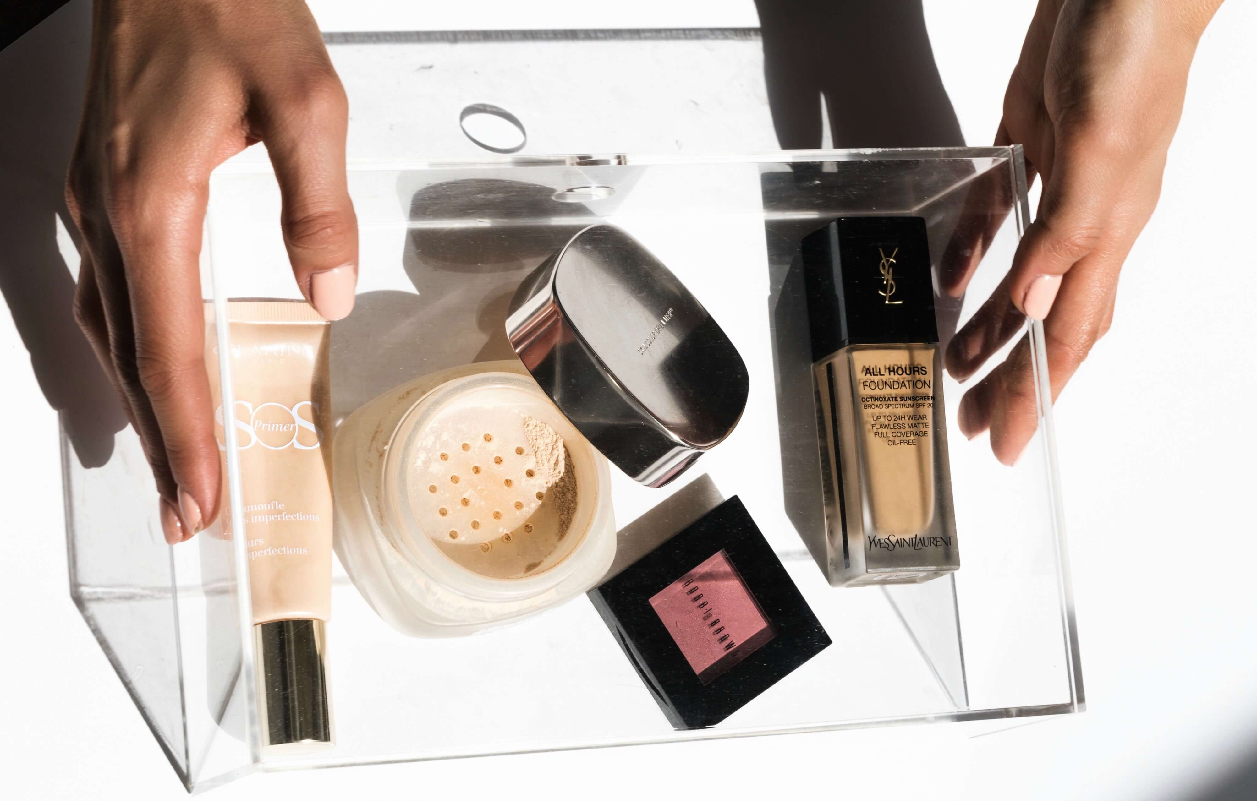 The best matte makeup for oily skin